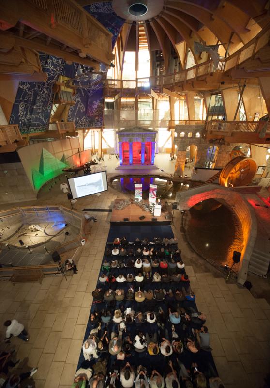 Feierliche Gründung der Arbeitsgemeinschaft für Forschung <br /> unter Raumfahrt- und Schwerelosigkeitsbedingungen